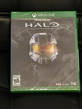 Halo The Master Chief Collection For Xbox One & Xbox Series X FACTORY SEALED NEW