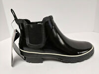 Baffin Pond Ankle Boots, Black, Womens 7 M