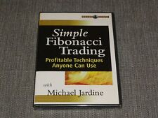 Michael Jardine Simple Fibonacci Trading DVD options academy forex course online