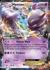 Pokemon TCG XY BREAKTHROUGH : MEWTWO EX 61/162