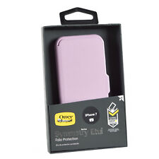 Otterbox Symmetry - funda formato folio para iPhone 7/8 Pink Rosa