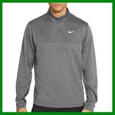 New listing NEW - Nike Dri-FIT Men's Half-Zip Golf Running Pullover, Dark Gray, Size XL $65