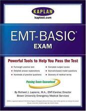Kaplan EMT Basic Exam-ExLibrary
