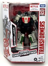 Transformers War For Cybertron WFC NETFLIX Walmart WHEELJACK *BRAND NEW*