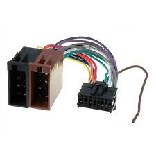 C02 Connettore adattatore cavo ISO Pioneer autoradio 16 pin
