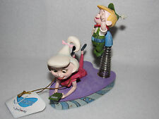"""Daughter Judy & Boy Elroy"" Enesco Jim Shore 2015 Jetsons Figure #4051591 - Mib"