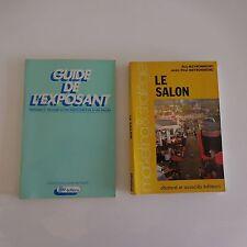 LE SALON B+ éditions 1988 Guide de l'exposant CHOTARD et associés éditeurs 1987