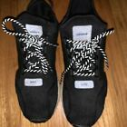 Adidas NMD R1 V2 Boost Running Shoes Core Black/Gold Metallic FW5327 Size 11
