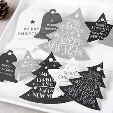 Christmas Decoration Accessories Xmas Tree Santa Snowman Festival Party Decor