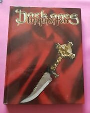 Dark Ages Inquisitore-MONDO DI TENEBRA WHITE WOLF VAMPIRO di ruolo RPG WOD