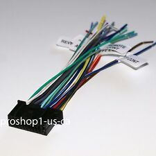 Kenwood DNX-6180 DNX-6960 DNX-6980 Wire Harness Wiring Harness 22 PIN