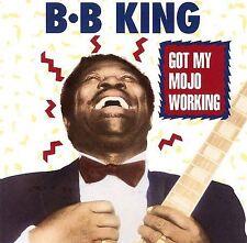New: B.B. King: Got My Mojo Working  Audio CD