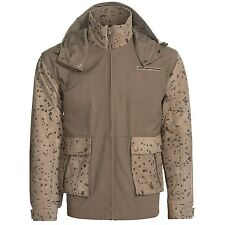CANVAS / LEATHER WORK HUNTING  CAMPING JACKET NWT MENS XXLARGE      $225