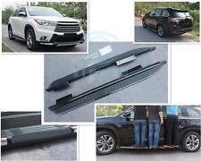 For Toyota Highlander Kluger 2014-2017 side step running board Nerf bar