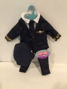 My Life As Blue Pilot Outfit Unisex New 2021 Costume