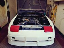 KoukiType X style Front Bumper+ Side Spats to fit a Nissan 180SX 200sx S13