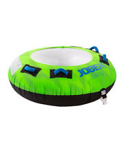Jobe | Rumble 1 Person | Towable, Inflatable Toy | Beach, Water Sports | Green