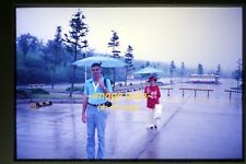 1978 Pretty Korean Woman in Korea, Original Slide c5a