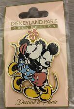 PIN Disneyland Paris MK / Mickey MN / Minnie BISOU / Kiss OE