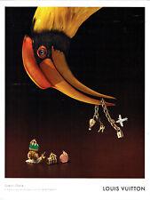 publicité Advertising 117  2012  Louis Vuitton joaillier collection charms