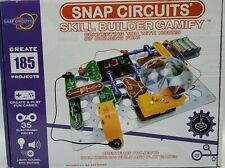 Snap Circuits Skill Builder Gamify ~ Create 185 Projects ~ New in Box