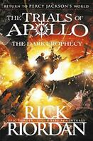 The Dark Prophecy (The Trials of Apollo Book 2) by Riordan, Rick, NEW Book, FREE