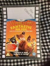 The Fantastic Mr Fox (Blu-ray) BRAND NEW