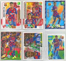 6 CARDS - MEGACRACKS - ADRENALYN XL - LIGA ESTE - ANSU FATI - FC BARCELONA