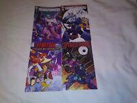 Transformers Comic book Lot