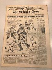 1957 Sporting News 6/26/1957