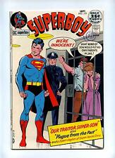 Superboy #177 - DC 1971 - Giant 48 Pgs - BRONZE AGE - VFN-