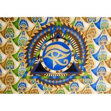 Egyptian Eye of Horus Rayon Sarong!