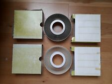 2 x Hanimex 120 Rondex Rotary Slide Trays for LaRonde 35mm projector Boxed