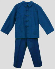 Costume Bleu De Chine Dengri Anticher Filou Shanghai All Sizes