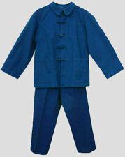 Costume Bleu De Chine Dengri Anticher Filou Shanghai All Sizes