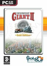 Industry Giant 2 Gold Edition PC/Game/Video/Computer/Transport/Strategy/Windows