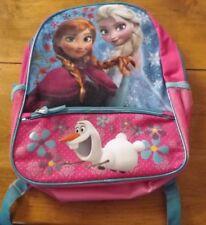 Nwot Disney Frozen Backpack Anna Elsa And Olaf
