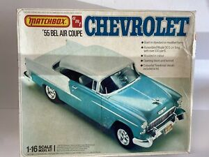 AMT/ERTL '55 Chevy Coupe 2 in 1 1/16 Scale