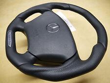 Mercedes custom steering wheel OEM ML W163 Ml55 AMG flat top, bottom & sides
