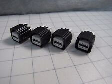 4pcs Delphi 13569289 10 Way Kaizen .64 Sealed Female Connector Assembly NEW