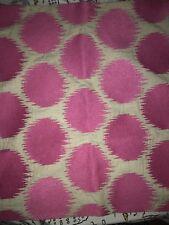 PB teen Embroidered IKat dot Decorative Pillow Covers