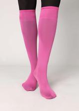 BNWT Gudrun Sjoden Hot Pink 60 Denier Knee Highs in Recycled Polyamide