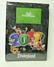 "Disneyland Resort 2011 Large Photo Album Holds 300 4"" x 6"" Photos NWT NEW"