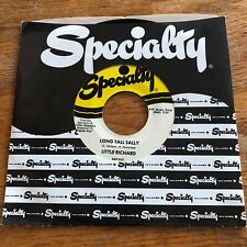 Little Richard Long Tall Sally Specialty 572 45rpm NEW! Old Store Stock Reissue