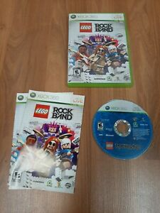 LEGO Rock Band (Microsoft Xbox 360, 2009)