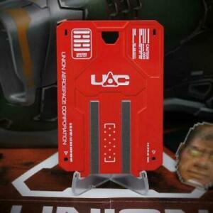 DOOM Eternal - RED KeyCard - DOOM LIMITED EDITION RED REPLICA KEY CARD