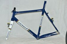 Durance COLNAGO Ridley 2010 World Champion Cyclocross Carbon Frame Fork 58cm