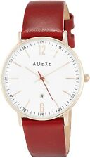 [ADEX] Wristwatch 3 Needle Quartz Multifunction (Date) 2043B-T03 Regular Import