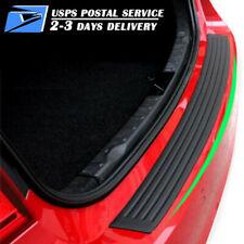 Rear Bumper Guard Rubber Protector Trim Cover Scuff Car Trunk Protectors 358 Fits 2006 Civic