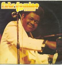 "FATS DOMINO - LIVE IN EUROPE - 12"" VINYL LP"